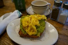 My 6 favorite breakfast and brunch places in New York City: The Butcher's Daughter in Nolita.