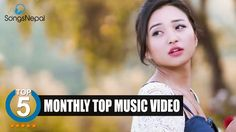 cool Top 5 Music Videos Of The Month | JUNE 2017 | Hit Nepali Songs