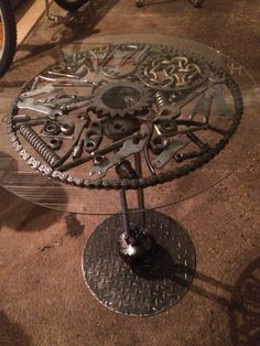 Metal random table