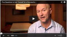 WATCH: What steps are you doing to ensure that 2014 is your most successful year yet? Real estate expert and business coach Mike Lindstrom shares the five questions you need to ask yourself to plan for a successful year ahead. #agenteducation #resources #realestate #agentmakeover #virtualbusinessmakeover #experts