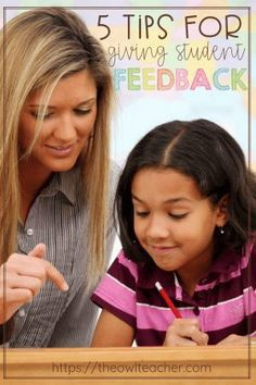 One best practice is to give students effective and meaningful feedback. However, I have found that often, when I talk to people about feedback, they confuse it with advice or criticism. That is… More