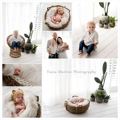 Newborn and family photography by Tania Martini Photography
