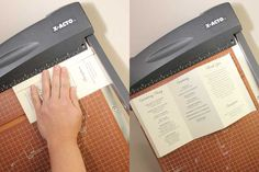 03-cut-the-accordian-folded-stack-with-paper-trimmer