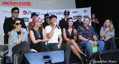 Alfombra negra y fiesta del 3er. Encuentro Nacional de Bandas 2017 Jacqueline Ponce