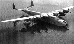 Nov 4th, 1942 - The Latécoère 631, a civil transatlantic flying boat, performs its maiden flight