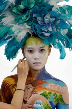 Daegu International Bodypainting Festival - 2010