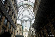 Galleria Umberto I, Naples: Reborn again