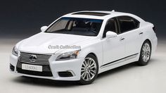 328.80$  Buy here - http://aliiny.worldwells.pw/go.php?t=32580850013 - * 1/18 Scale LEXUS LS600HL Coupe Luxury Sedan Collection Diecast Model Car Aluminum Miniature