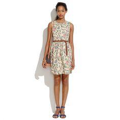 Garden Vine Sundress - dresses & skirts - Women's NEW ARRIVALS - Madewell