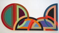 CAP'S CRITS: FRANK STELLA: 'A Retrospective' - The Whitney Museum 2015