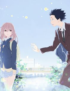 1000 images about a silent voice koe no katachi on for Koi no katachi