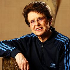 As one of the 20th century's most respected and influential people, Billie Jean King has long been a champion for social change and equality. She created new inroads for both genders in and out of sports during her legendary career and she continues to make her mark today. She won 39 Grand Slam singles, doubles and mixed doubles tennis titles, including a record 20 titles at Wimbledon.