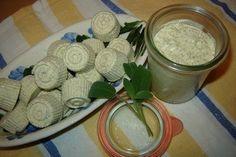 Salbei-Limetten-Butter