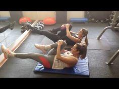 Diastase Abdominal, o Exercicio de Pilates melhora a Diastase Abdominal - YouTube Diástase Abdominal, Hiit, Academia, Youtube, Pregnancy, Health Fitness, Shape, Stretching Exercises, Workout Programs