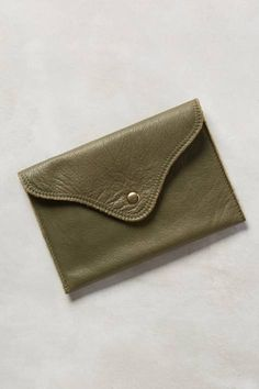 Watson Envelope Clutch by Campos #anthrofave #anthropologie