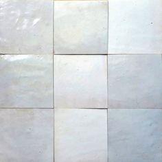 zelliges in witte tinten gemixt