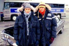 J2 - the great white north spoof lololol