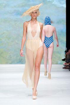 Tosca Delfino, LG Toronto Fashion Week