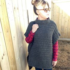 Ravelry: Happy Accident pattern by Allison O'Mahony knit in Berroco Peruvia Quick © Kniterations
