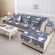 Modern new Sofa cover designs Diy Sofa Cover, Couch Covers, Sofa Cushion Covers, Boho Living Room, Living Room Decor, Bedroom Bed Design, Condo Decorating, Sofa Upholstery, Sofa Set