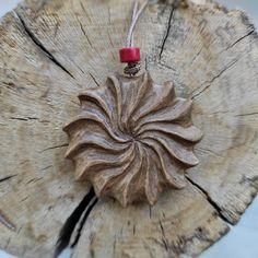 This unique pendant is made of maple tree wood using hand -non electrical- tools. Painted with natural water based paint. #WoodenPendant #AbstractPendant #handcarvedpendant #GeometricPendant #MinimalistPendant #handmade #Skalizo #ChourmouziadisVasileios Gifts For Art Lovers, Lovers Art, Electrical Tools, Wooden Necklace, Maple Tree, Wood Art, Hand Carved, Great Gifts, Sculptures