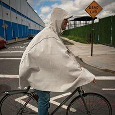 Mantelcape Cleverhood | Fahrrad und Zubehör