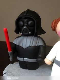 Your Cake. Figuras Star Wars