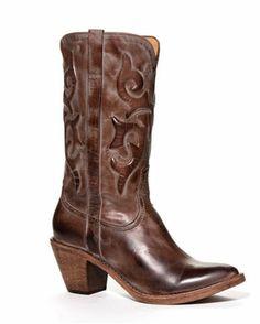 Women's Stella Boot - Med Brown