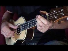 Ukulele Fingerpicking Lesson # 2 - YouTube