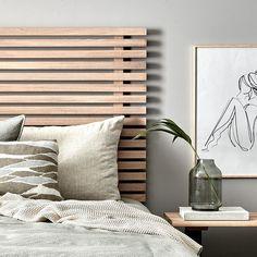 Small Room Bedroom, Dream Bedroom, Home Bedroom, Master Bedroom, Bedroom Decor, Headboard Designs, Headboards For Beds, Bedroom Inspo, Living Spaces