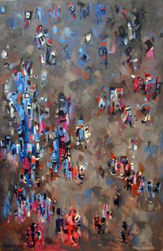 Norman Lewis Franz Kline, Robert Rauschenberg, Jasper Johns, Willem De Kooning, Jackson Pollock, Richard Diebenkorn, Joan Mitchell, African American Artist, American Artists