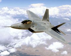 F22 Raptor. This thing is so filthy