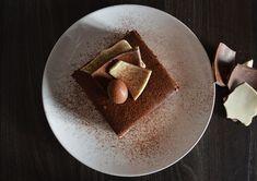 Cheesecake al cioccolato (riciclo uova di Pasqua) – Arancia e Cannella