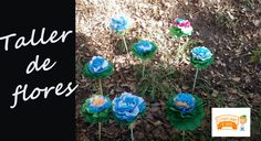 Taller de flores super fácil para niños