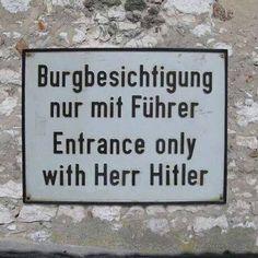 Burgbesichtigung mit Führer