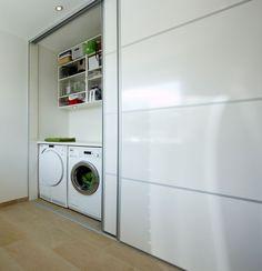 Image result for utility room sliding doors