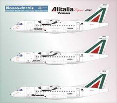 Alitalia ATR 42