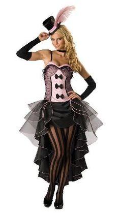 Sexy Kostüm BURLESQUE BEAUTY ROSA Fasching Karneval S/M Western Saloon-Girl ab 69,95€ direkt kaufen oder zu deinem Wunschpreis bei Amazon.
