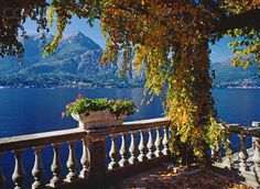 36 saatte Como Gölü