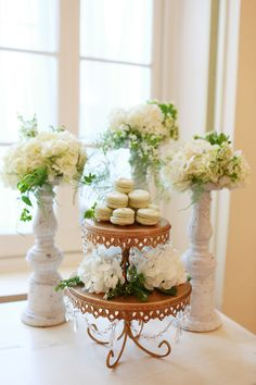 Mint and Gold Wedding Inspiration at the Biltmore Ballrooms - www.theperfectpalette.com - Lemiga Events, Melissa Prosser Photography