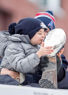 Benjamin Brady : New England Patriots' Super Bowl XLIX victory parade