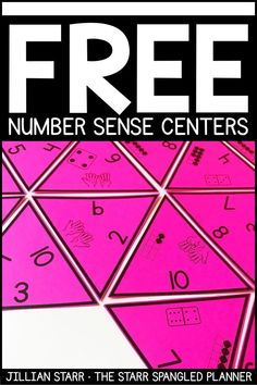 FREE Number Recognition Centers to help your students practice recognizing and matching a variety of ways to represent numbers A mix of games, logic puzzles, and hands on activities that are perfect for Preschool, kindergarten, and first grade math Math Classroom, Preschool Kindergarten, Teaching Math, Math Math, Guided Math, Teaching Resources, Math Stations, Math Centers, Math Tubs