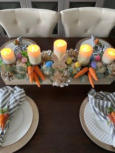 And to add to our fun Quarantine times has been Indiana weather that goes from and sunn. Easter Dinner, Easter Table, Six Girl, Yellow Hibiscus, Magnolia Table, Peach Bellini, Easter 2020, Custom Aprons, Thanksgiving Centerpieces