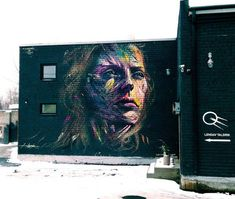 Street Art by Hopare » Design You Trust. Design, Culture & Society.
