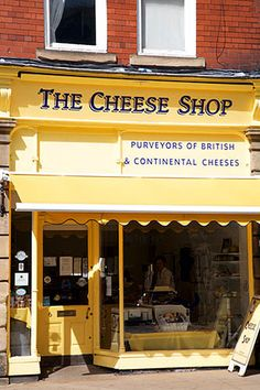 The Cheese Shop Morpeth Northumberland England
