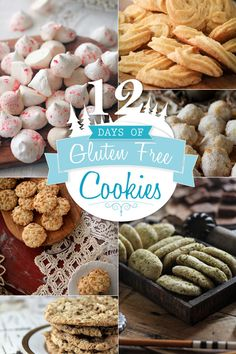 It's finally here!!! Beard na dBonnet's 12 Days of Gluten Free Cookies is starting off with tender, flaky, Pistachio Logs