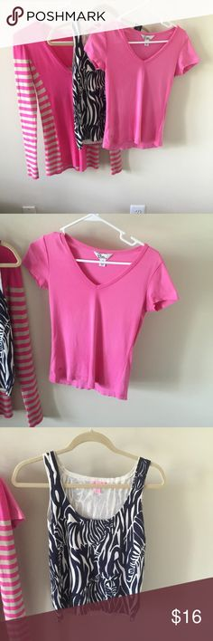 Lilly Pulitzer Shirts size XS XS Lilly Pulitzer Tops