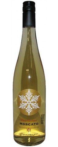 Shore Acre Wines White Christmas Moscato