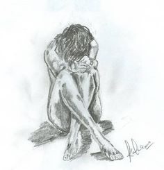 Bipolar Disorder is an extremely complicated illness. This article provides a detailed list of the symptoms of mania and depression, along with various treatment options. How To Fix Depression, Depression Art, Battling Depression, Dealing With Depression, Drawings About Depression, Bipolar Depression Treatment, Postpartum Depression Symptoms, Draw, Blanco Y Negro