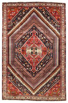 Ghashghai-matto 198x307